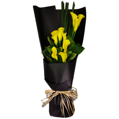 France Style Cally Lily Bouquet