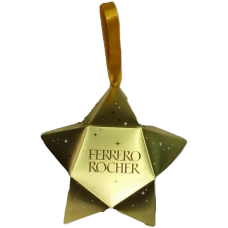 Ferrero Rocher Star Chocolate 37.5g